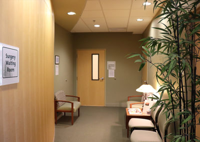 Surgery Waiting Room